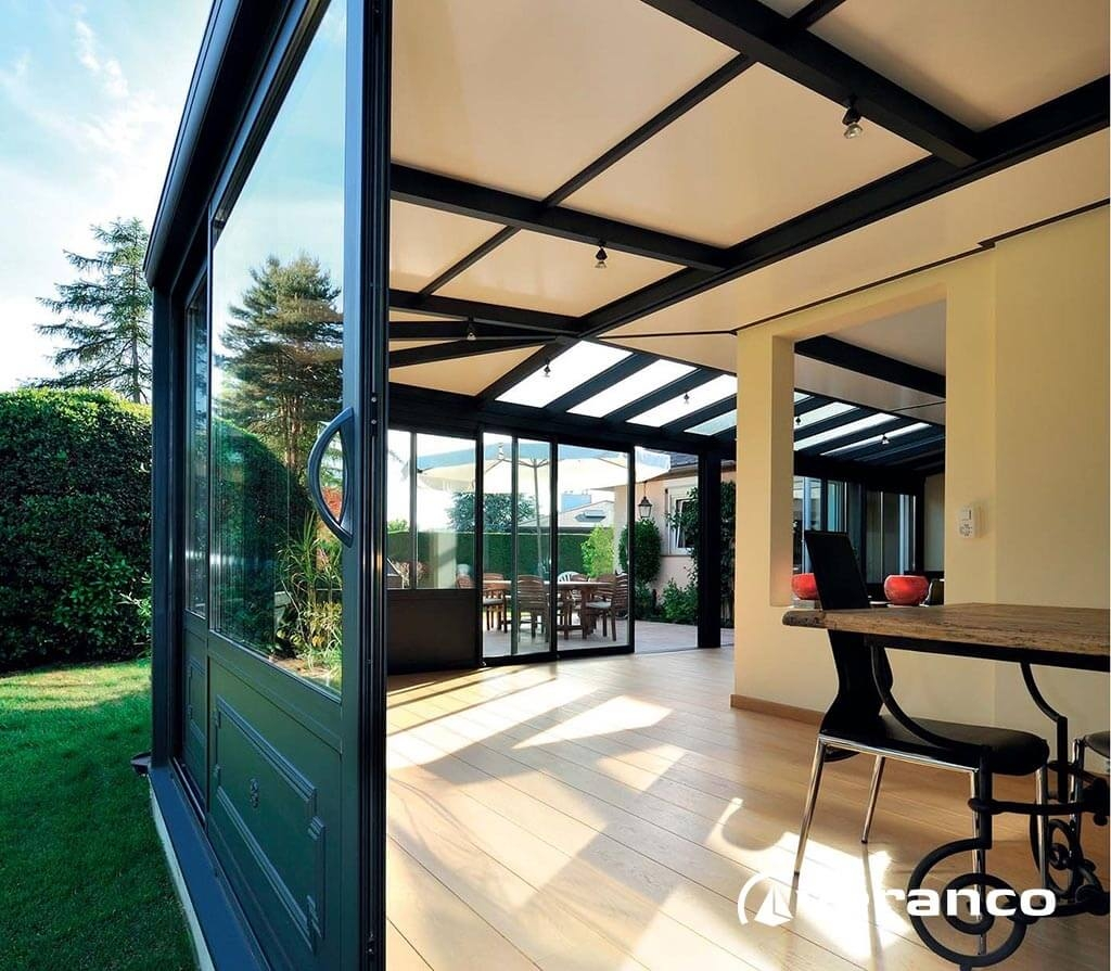 Veranda sp ciale de veranco - Prix d une veranda ...